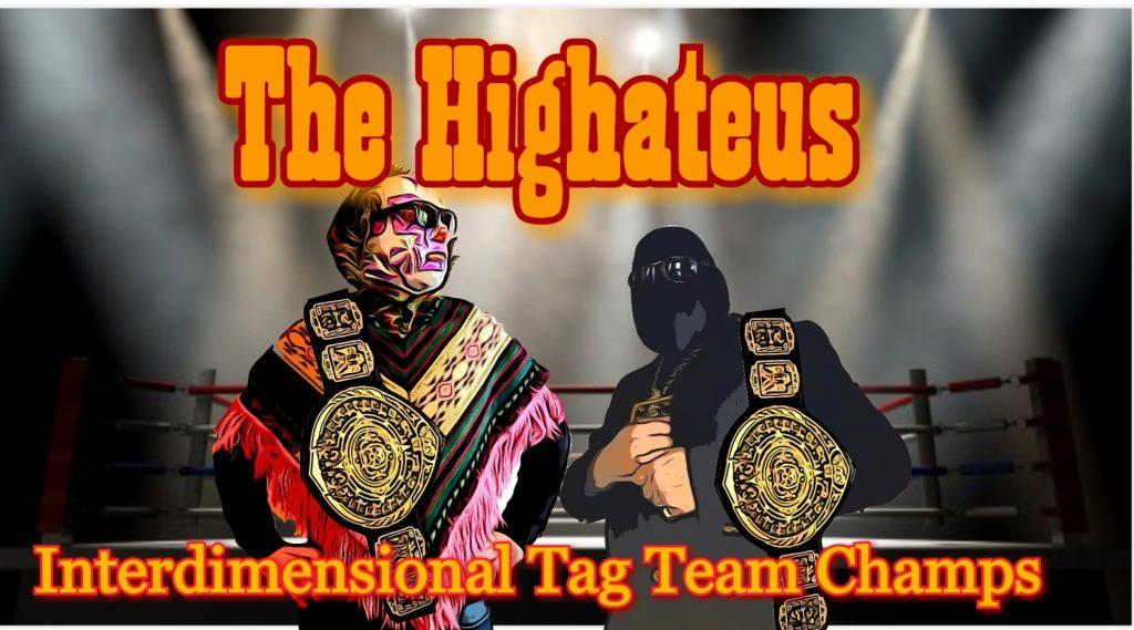 INterdimensional Tag Team Champs